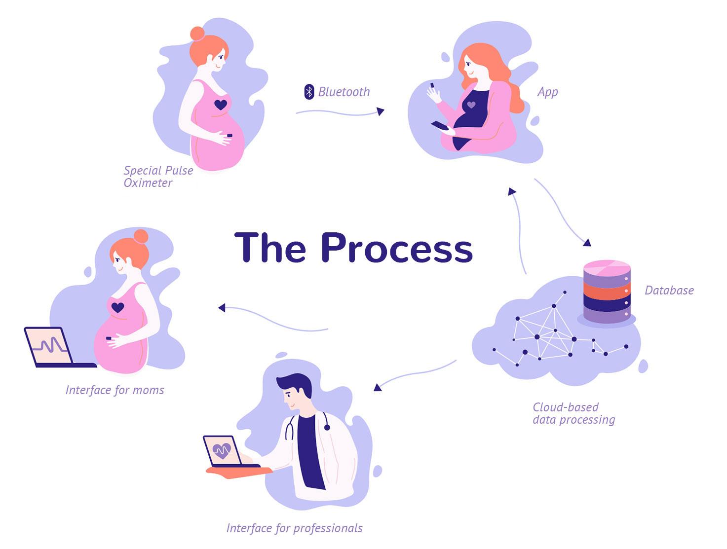 PregnaScan_Folyamat_EN